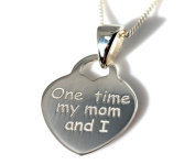 925 sterling silver my favourite stories pendant and chain