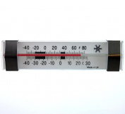 Freezer/Fridge Thermometer - Refrigerator Chiller Cooler Temperature gauge - **Two Year Warranty**