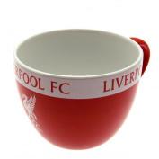 Official Liverpool FC Cappuccino Mug