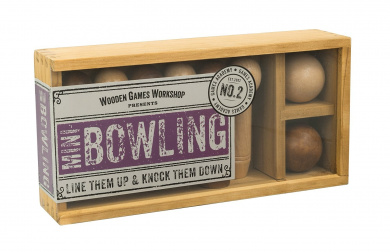 Professor Puzzle GA1541 Academy Bowling Games