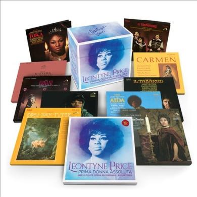 Leontyne Price: Prima Donna Assoluta - Her Ultimate Opera Recordings Remastered