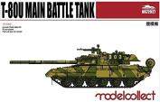 Modelcollect UA72027 Model Kit T 80U Main Battle Tank