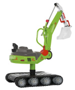 Rolly Toys 51/320/8 Metal Excavator with Tank Track