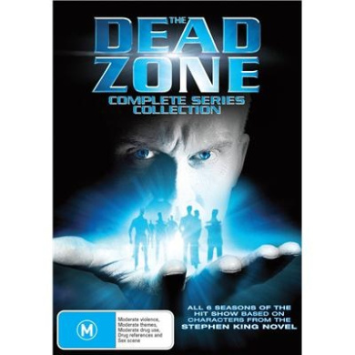 The Dead Zone Complete Series All Seasons 1-6 Region 4
