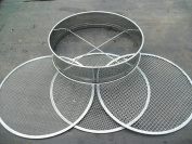 Soil Sieve Stainless Steel with 3 interchangable Mesh Sizes by All Things Bonsai