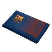 Official FC Barcelona Nylon Wallet