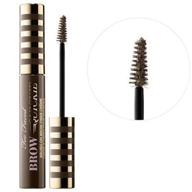Too Faced Brow Quickie Brow Fibre Gel - Universal Brunette