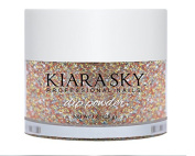 Kiara Sky Dip Dipping Powder D433 Strike Gold 30ml