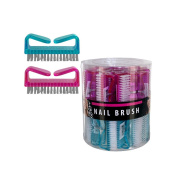 JT Cosmetics Nail Brush Counter Top Display - Case of 40