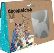 Decopatch Decoupage Mini Kit - Cat