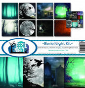 Reminisce EER-200 Eerie Night Paper Collection Kit