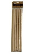 Cardinal Arts & Crafts Wood Dowels, 1.3cm