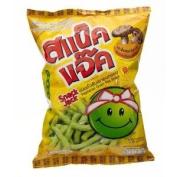 Snack Jack Green Nut Shitaka Mushroom 70g.