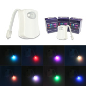 DMYCO Toilet Night Light LED Motion Activated Toilet bowl light