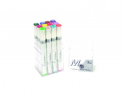 Mepxy Brush Marker Set of 12color - Vivid