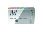 Mepxy Brush Marker Set of 60color - Basic