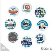 Oktoberfest pins/buttons