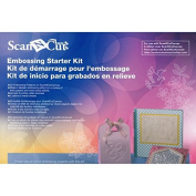Brother ScanNCut CAEBSKIT1 Embossing Starter Kit