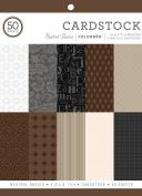 ColorBok Cardstock Paper Pad, Neutral Basics, 22cm x 28cm
