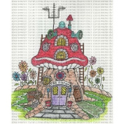 Riley & Company Mushroom Lane Cling Stamp 7.6cm x 10cm -Fire Station
