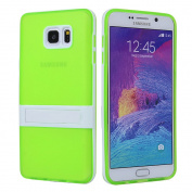 Galaxy Note 5 Case, GreenElec Hybrid Dual Layer Kickstand Features Hard PC and Soft TPU Protective Case With [Slim Fit] [Shock-Absorption] [Anti-Scratch] [Shockproof] for Samsung Galaxy Note 5