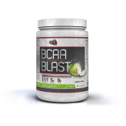 Bcaa Blast Powder Branched Chain Amino Acids Men Women Instantized Boosts Absorption Added Glutamine for Fast Better Recovery Perfect 2 1 1 Ratio Superior Results Great Flavours