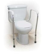 Drive Medical (a) Toilet Guard Rail