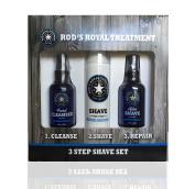 Rod's Royal Treatment 3 Step Shave Gift Set