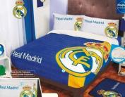Madrid Fuzzy Fleece Blanket Twin/Full/Queen Size