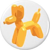 Yellow Dog Animal Balloon 5.7cm Bottle Opener w/ Keyring Birthday Cute Party