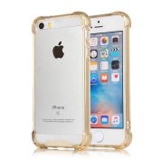 iPhone 6 Plus Case iPhone 6S Plus Case Clear Case Super Slim Protective Shell TPU Drop Protection Transparent Scratch Resistant Back Cover Soft TPU Frame For iPhone 6S Plus/6 Plus