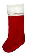 Jumbo Felt Christmas Stocking 90cm by CoolGlow