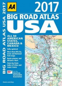 AA Big Road Atlas USA: 2017