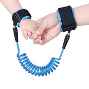 Kany Anti-Lost Wrist Link Strap Leash for Toddlers Kids Baby Safety Harness Child Walking Hand Belt Outdoor Leash