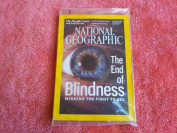NATIONAL GEOGRAPHIC SEPTEMBER 2016 - The End of Blindness - Winning the fight to see