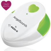 Medi-K Angel Sounds Unborn Heartbeat Listener for Home Use. The Perfect Pregnancy Gift