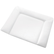 ALVI Wiko Kuschel 308150 Cover for Changing pad, white