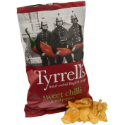 Tyrrells Sweet Chilli & Red Pepper Crisps 150g