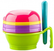 Practical Baby Food Grinding Bowl Grinder Food Mill for Making Baby Food