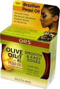 ORS Olive Oil With Pequi Oil Smooth & Easy Edges Hair Gel 64g / 70ml