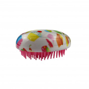 Txian Professional Detangling Hairbrush Suitable For Wet Dry Long Curly And Knotted Hair Portable Comb Creative Mini Hairbrush