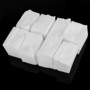 Vishine 900pcs Lint Nail Art Care Wipes Polish Acrylic UV Gel Tips Cotton Pads Remover Cleaner