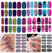 Nail Art Water Transfer Stickers Nail Sticker set #275 Nail Sticker Tattoo - FashionLife