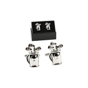 Widdop Golf Bag Cufflinks