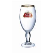 Arcoroc GG885 Stella Artois Chalice Beer Glasses, 570 mL