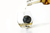 SPARQ Whiskey Lovers Glass Set with Sphere, Transparent