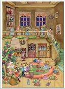 Richard Sellmer Traditional Advent Calendar 70119 Santa and Children