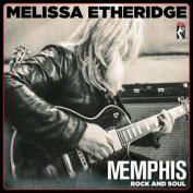 Memphis Rock and Soul CD by Melissa Etheridge 1Disc