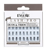 Eylure Lash Pro Semi Permanent Eyelash, Individual/Duos and Trios