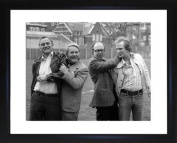 Morecambe And Wise Framed Photo